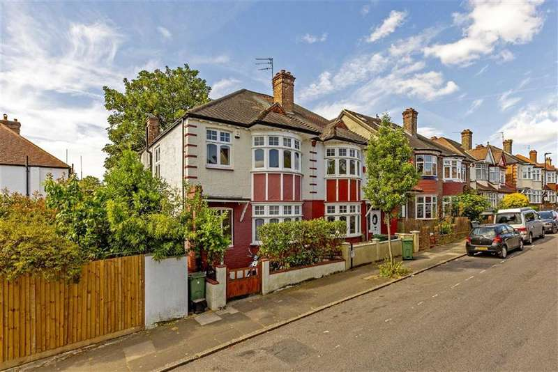 3 Bedrooms Semi Detached House for sale in Craignair Road, Brixton, London, SW2