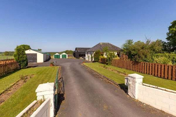2 Bedrooms Detached House for sale in Woodlands Farm - Lot 1, Barskimming Road, Mauchline, East Ayrshire, KA5
