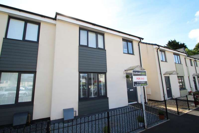 4 Bedrooms Semi Detached House for sale in Harlyn Drive, Plymouth