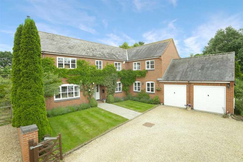 4 Bedrooms Detached House for sale in Main Street, Tur Langton, Leicester