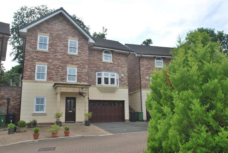 4 Bedrooms Detached House for sale in Mill Rise, Helsby