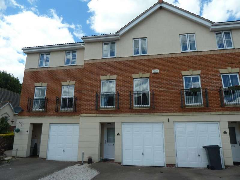 3 Bedrooms Town House for sale in Ullswater Road, Melton Mowbray