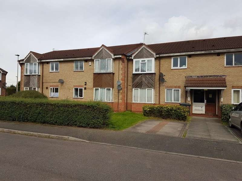 1 Bedroom Ground Flat for sale in Pickering Close, Belgrave, Leicester, LE4