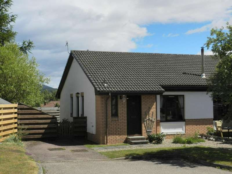 2 Bedrooms Semi Detached Bungalow for sale in Dalnabay, Aviemore PH22