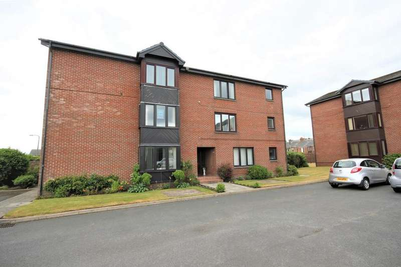 2 Bedrooms Flat for sale in 6 Logan Court Troon