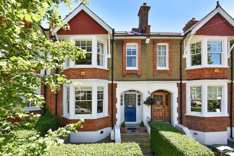 4 Bedrooms Semi Detached House for sale in Ferndene Road, Herne Hill