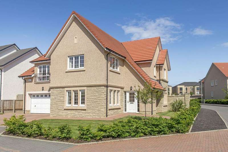 5 Bedrooms Detached House for sale in 2 McArthur Rigg, South Queensferry, EH30 9AG