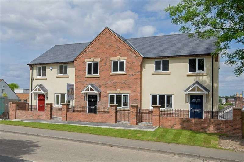 3 Bedrooms Town House for sale in Fron Park Road, Holywell