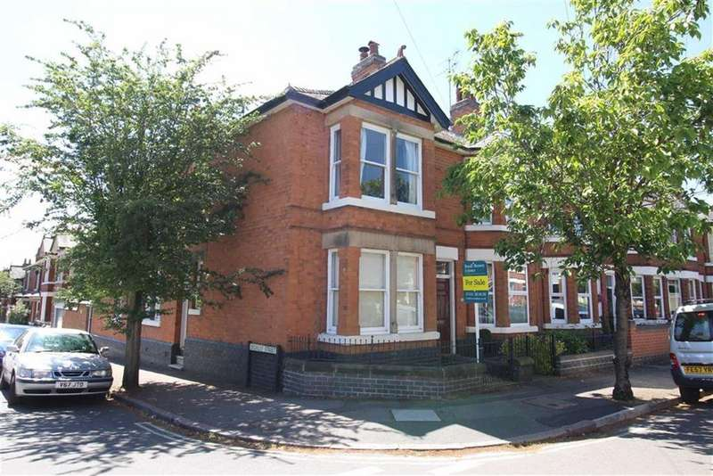 4 Bedrooms End Of Terrace House for sale in Bromley Street, Derby