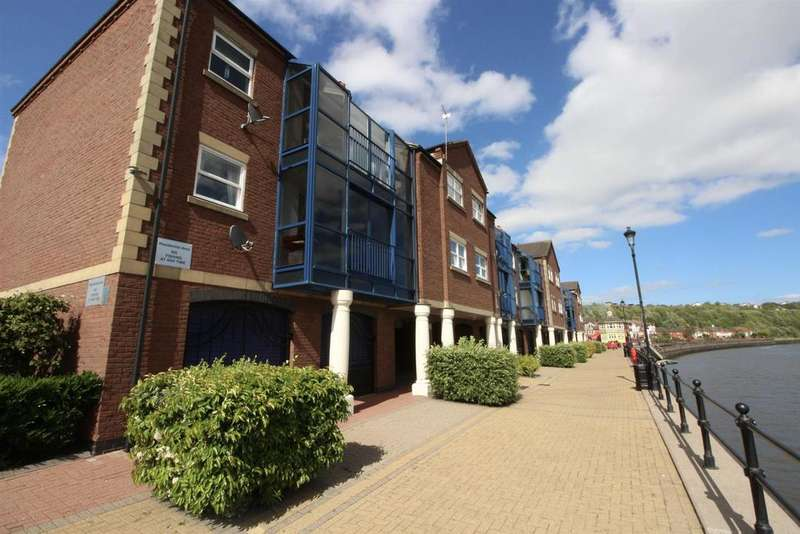 3 Bedrooms Apartment Flat for sale in Chandlers Quay, Newcastle Upon Tyne