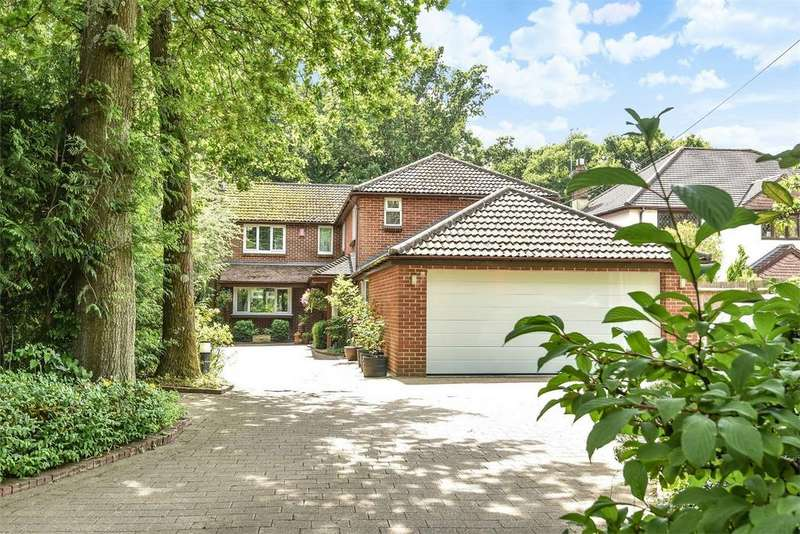 6 Bedrooms Detached House for sale in Colden Common, Winchester, Hampshire