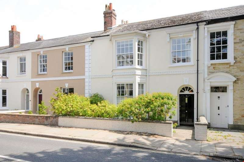 4 Bedrooms Terraced House for sale in Falmouth Road, Truro city centre, South Cornwall, TR1