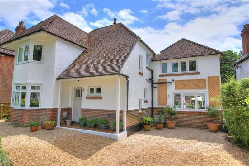 4 Bedrooms Detached House for sale in Hiltingbury Road, Hiltingbury, Chandlers Ford, Hampshire