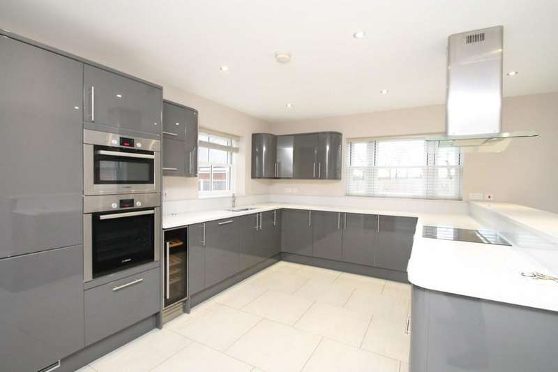 4 Bedrooms Detached House for sale in The Paddock, Rettendon Common
