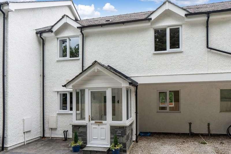 3 Bedrooms Terraced House for sale in Wilkinson View, Backbarrow