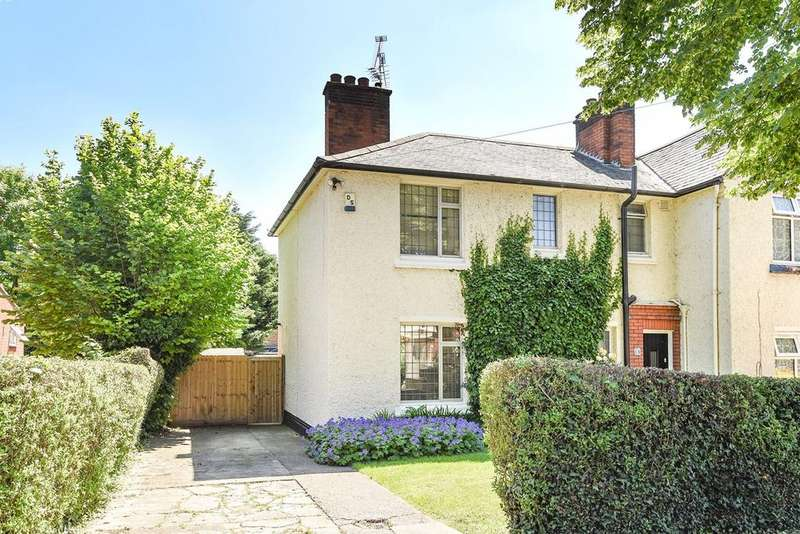 3 Bedrooms End Of Terrace House for sale in Beaumont Road, Luton, LU3