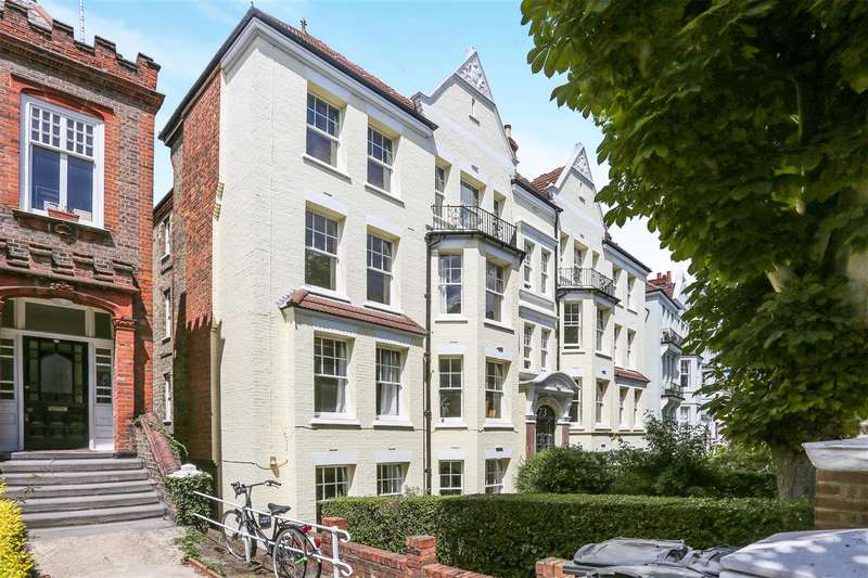 2 Bedrooms Flat for sale in Tufnell Mansions, 73 Anson Road, London