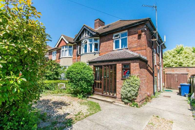 5 Bedrooms Semi Detached House for sale in Windsor Road, Cambridge