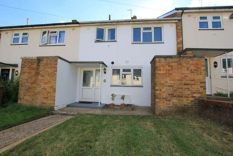 2 Bedrooms Terraced House for sale in Vinters Avenue, Stevenage