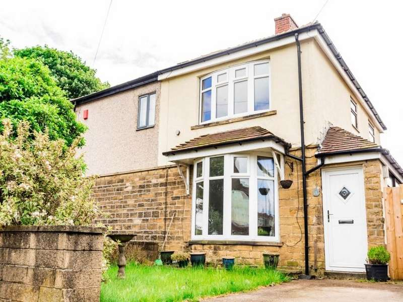 3 Bedrooms Semi Detached House for sale in Westminster Drive, Clayton