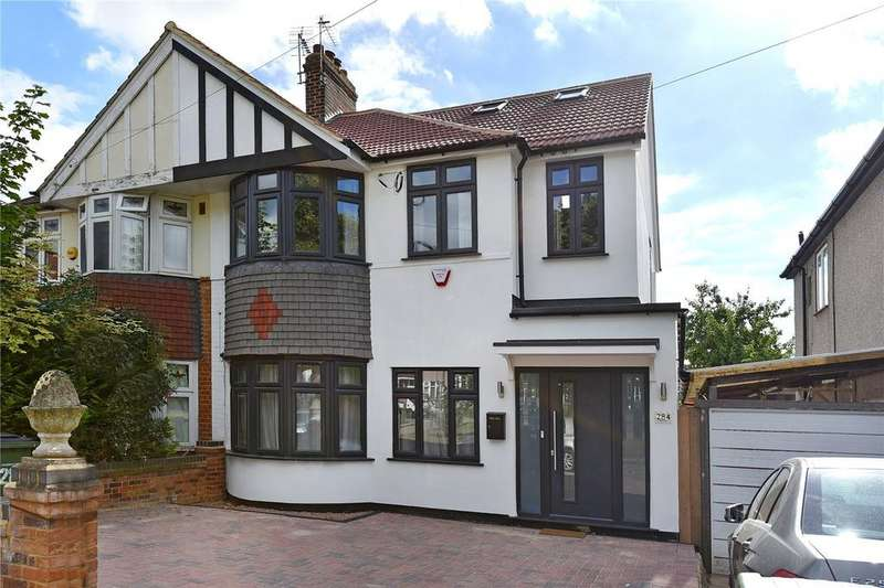 5 Bedrooms Semi Detached House for sale in Broad Walk, London