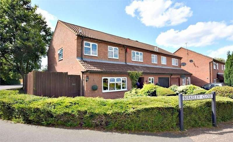 5 Bedrooms Semi Detached House for sale in Berkeley Close, ABBOTS LANGLEY, Hertfordshire