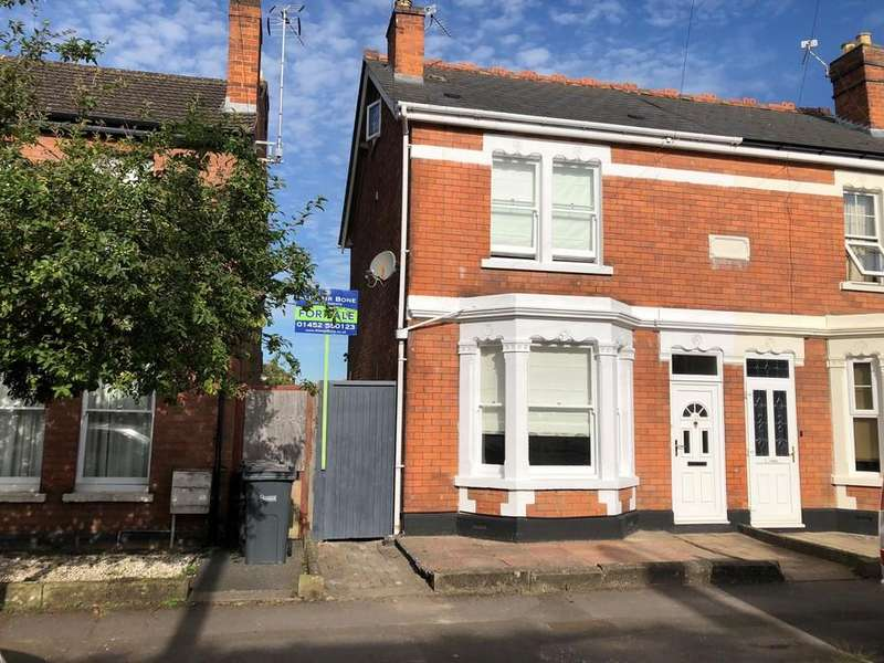 4 Bedrooms Semi Detached House for sale in Hinton Road, Gloucester, GL1