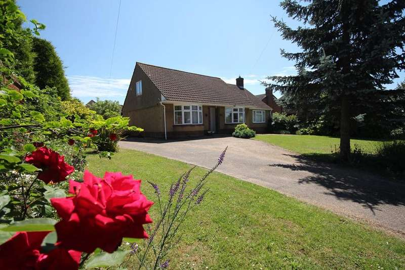 2 Bedrooms Detached Bungalow for sale in Ivel Road, SHEFFORD, SG17