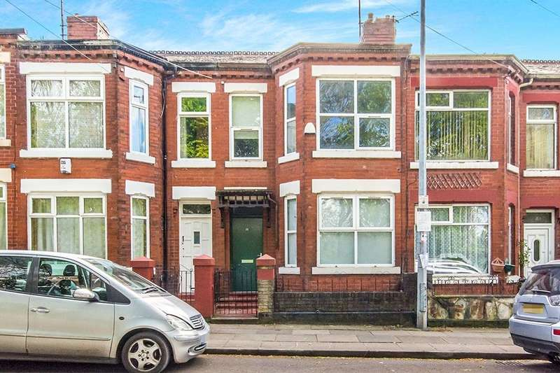 5 Bedrooms Terraced House for sale in Edward Avenue, Salford, M6