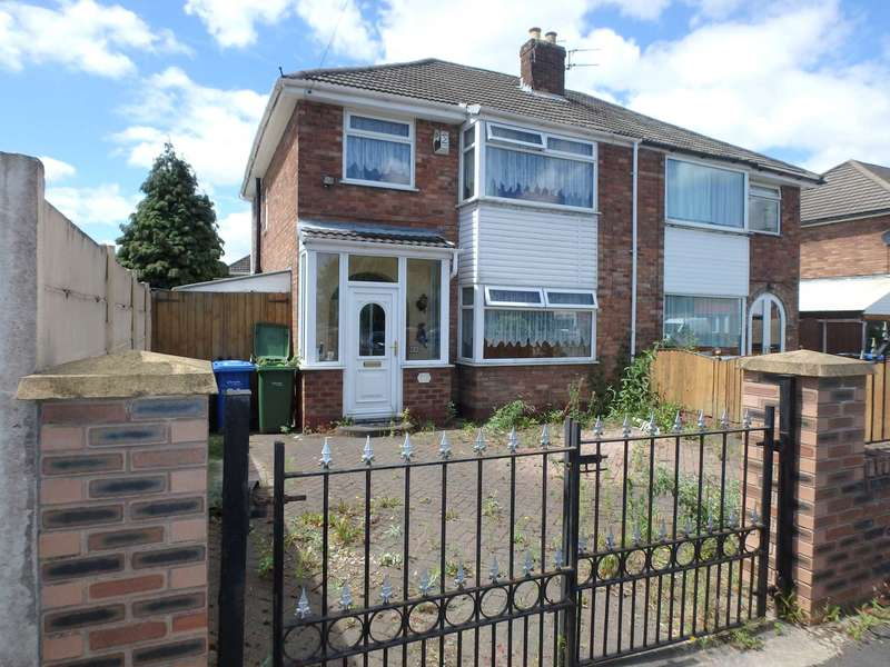3 Bedrooms Semi Detached House for sale in Malpas Drive, Great Sankey