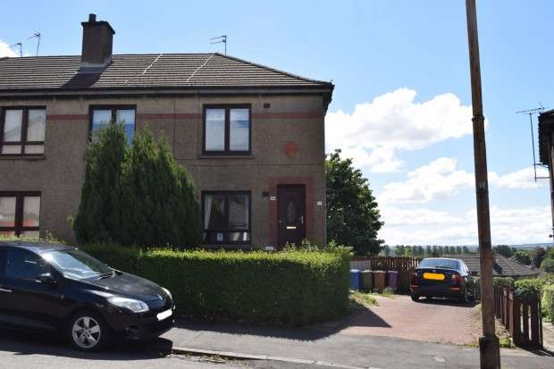 2 Bedrooms Flat for sale in 88 Pitlochry Drive, Cardonald, G52