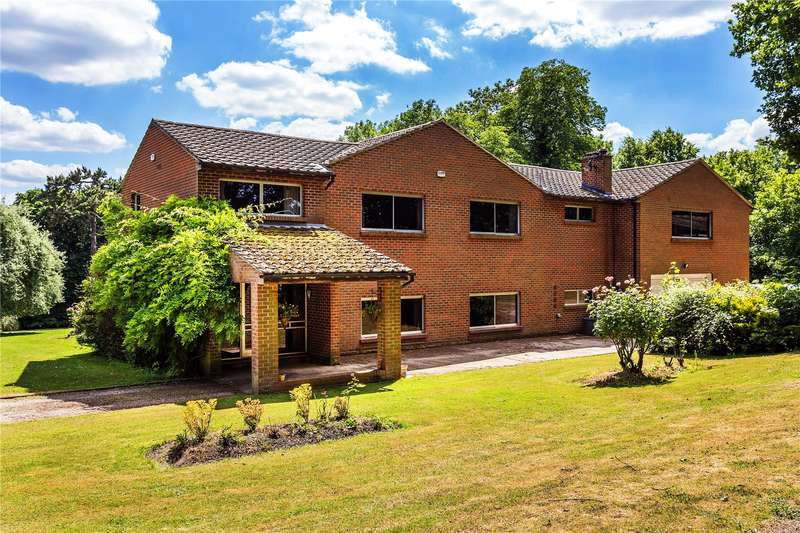 Detached House for sale in Tilburstow Hill Road, South Godstone, Surrey, RH9