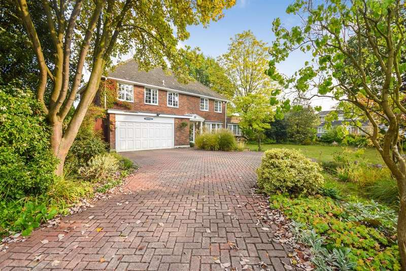 5 Bedrooms Detached House for sale in Church Road, Wickham Bishops