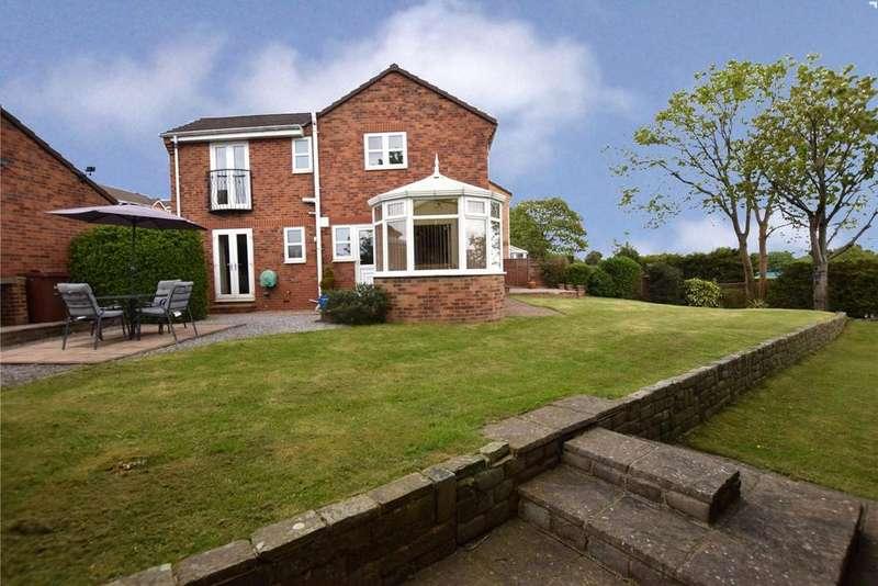 4 Bedrooms Detached House for sale in St James Mews, Leeds, West Yorkshire