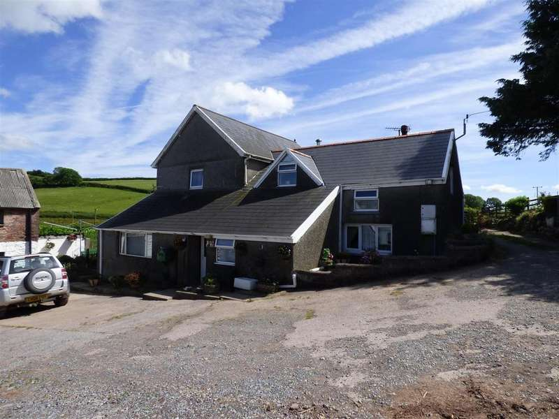 3 Bedrooms Farm Commercial for sale in Four Roads, Kidwelly