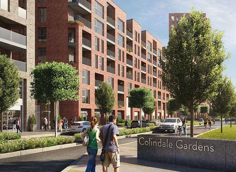 1 Bedroom Property for sale in Colindale Gardens, Colindale