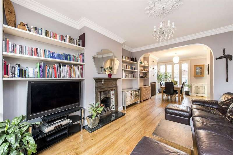 4 Bedrooms End Of Terrace House for sale in Effra Road, London, SW2