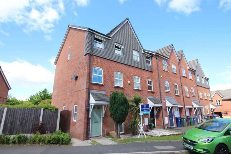3 Bedrooms Terraced House for sale in New Bridge Gardens, Bury, BL9