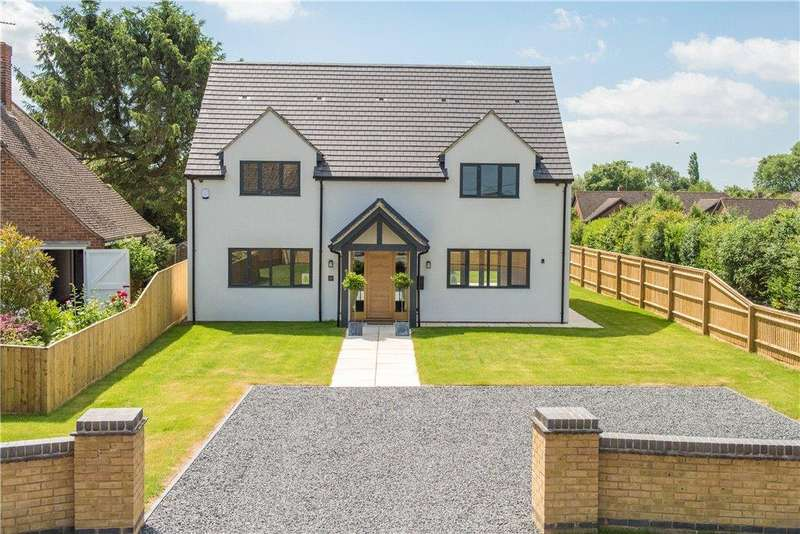 4 Bedrooms Detached House for sale in Verney Road, Winslow, Buckinghamshire
