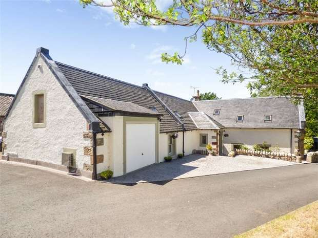 4 Bedrooms Detached House for sale in Penicuik, Penicuik, Midlothian