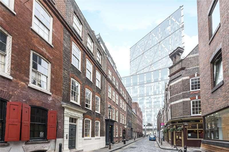 5 Bedrooms House for sale in Folgate Street, Spitalfields, E1