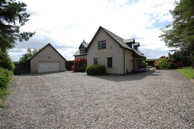 5 Bedrooms Detached House for sale in Muiry Hall, Urquhart, Elgin