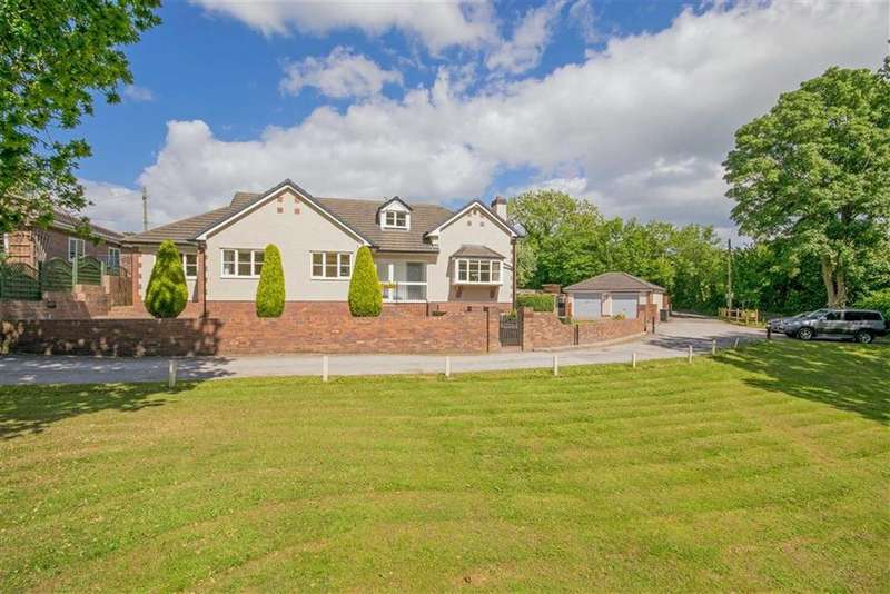 4 Bedrooms Detached House for sale in Cefn Bychan Woods, Pantymwyn, Mold