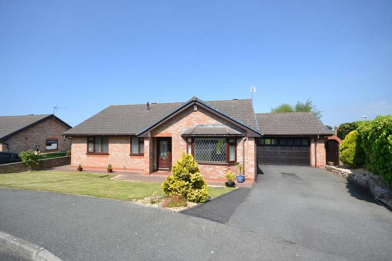 3 Bedrooms Detached Bungalow for sale in Lon Wen, Abergele, Conwy, LL22