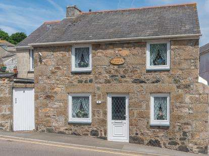 Semi Detached House for sale in Orchard Cottages, St Ives, Cornwall