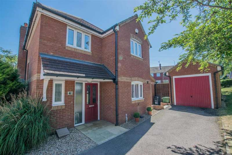 4 Bedrooms Detached House for sale in Kennedy Avenue, Hoddesdon