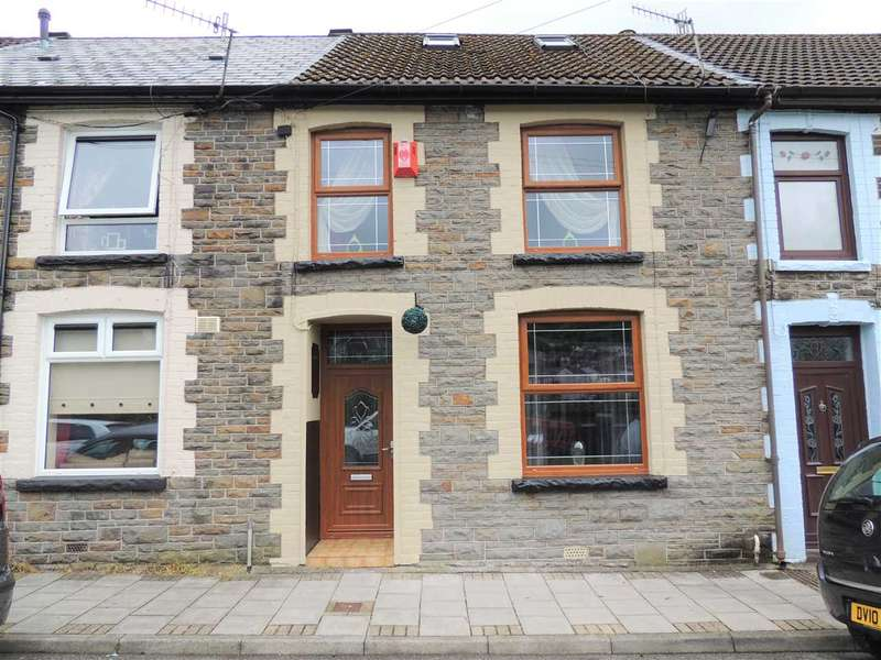 2 Bedrooms Terraced House for sale in Middle Terrace, Stanleytown