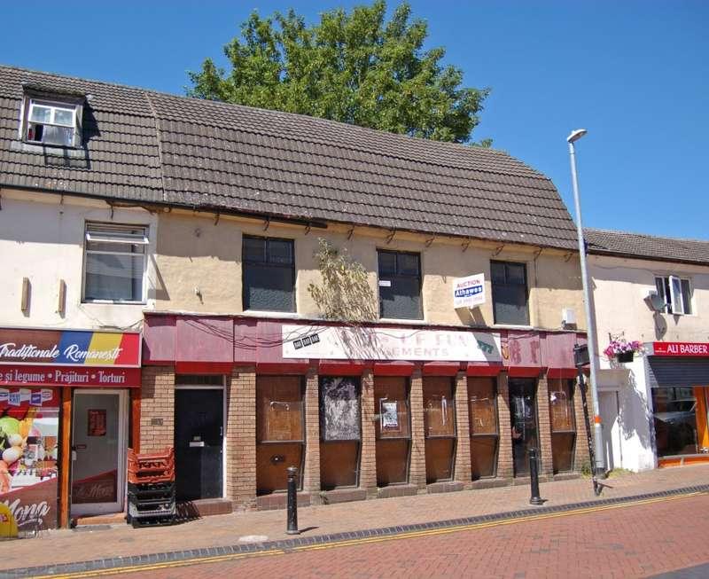 17 Bedrooms Commercial Development for sale in Cambridge Street, Wellingborough, Northamptonshire, NN8 1DJ