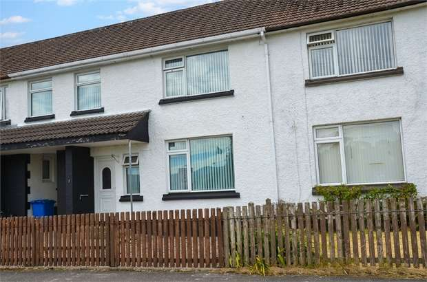 4 Bedrooms Terraced House for sale in Killycor Avenue, Claudy, Londonderry