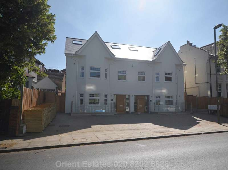3 Bedrooms Duplex Flat for sale in Colney Hatch Lane, Muswell Hill